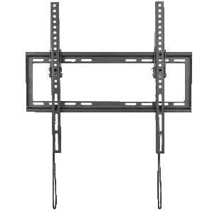 SUPORTE LCD 32 -65 INCLINÁVEL NAPOFIX - 035 PRETO