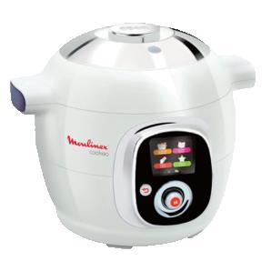 ROBOT MOULINEX COOKEO - CE701010